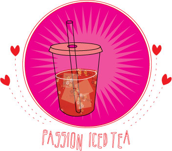 passion iced tea