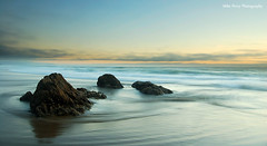 Take me away (mrperry) Tags: ocean sunset sea sand rocks waves pacificocean pointreyes kehoe waveaction pointreyesnationalseashore kehoebeach d40
