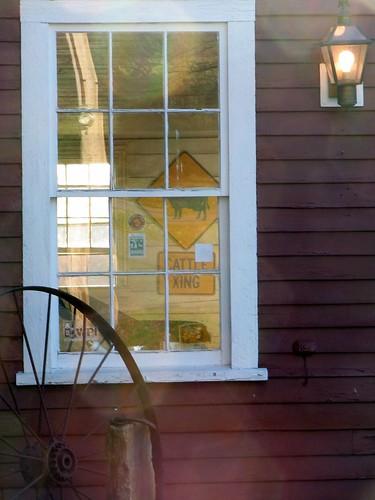 Zarette Farm Window