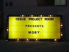 IPR Presents Moby, 2