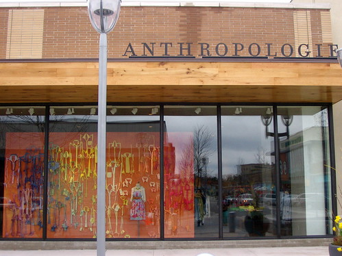 Anthropologie at the Shops at Don Mills