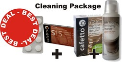 Coffee Machine Cleaning Package