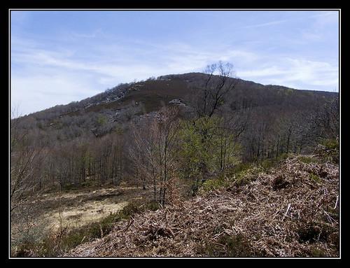 Burdindogi cerca del Collado de Iturrioz