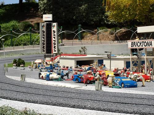 Lego Nascar Daytona