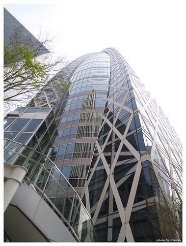 Cocoon Tower 20090412 #03