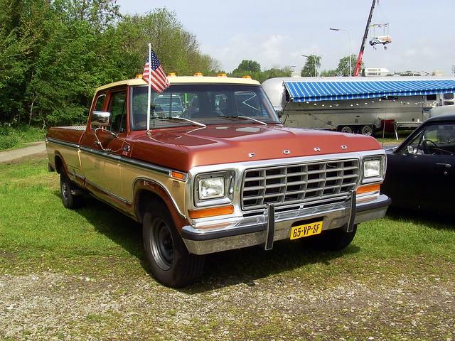 auto usa holland ford netherlands car truck automobile ranger pickup american 1978 friesland nscc f350 americancar fryslân amerikaan terherne terhorne