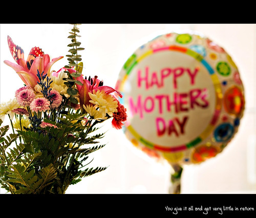 To all the Mothers