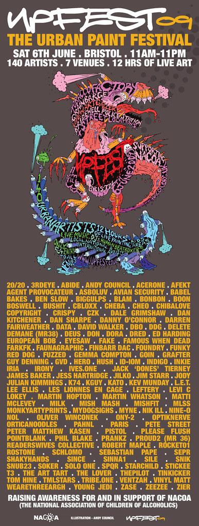 Upfest 2009