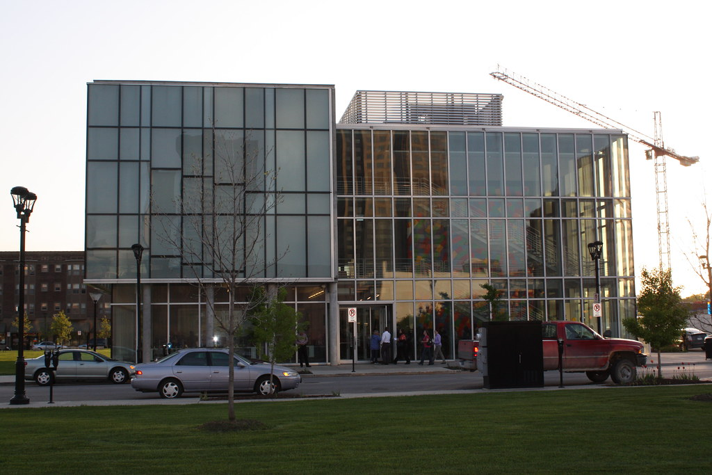 Papajohn Higher Education Center