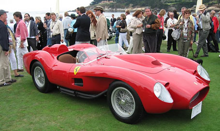 ferrari-250 by you.