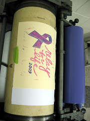 Relay for Life Print Just Printed