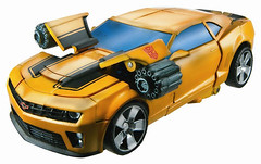 First official Pictures of Cannon Bumblebee