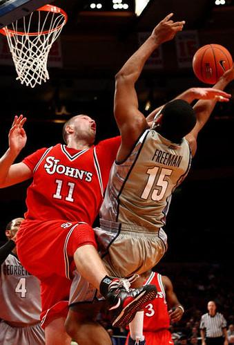 Tomas Jasiulionis vs Georgetown