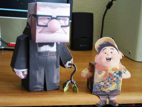 Disney Pixar Up 02