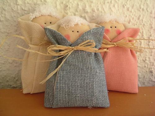 bebes en manta by bazardetrapo