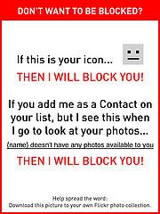 BLOCK IMAGE for PROFILE