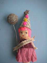 Betsy Has a Birthday!