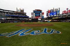 Citi Field Wide (Michael G. Baron) Tags: new york city philadelphia sports field major baseball howard rollins phillies santana wright mets league ibanez reyes beltran citi flushing metsblog