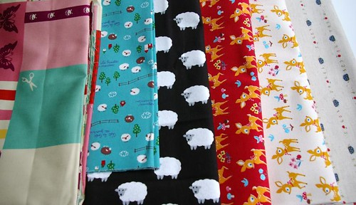 Fabric for future box bags