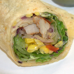 Jamba Juice - Chimichurri Chicken Wrap