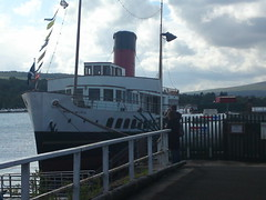 The Maid of the Loch (Musicmum) Tags: lochlomond maidoftheloch thecarrick colquhounmansionhouse