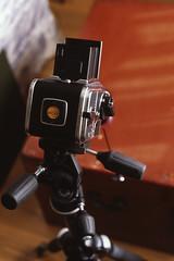 Making Of.... (Alvaro's Pix) Tags: madrid camera color film spain minolta tripod hasselblad cameras scanned 135 slides carrete sum minoltaxd7 camerapr0n 135film pushed1stop epsonv700 160200 fujichromeprovia100frdpiii hasselblad2000fcw mdrokkor85mmf2