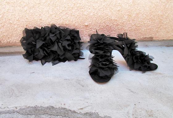 DIY-Petal-shoes-bag-clutch-Louboutin-3