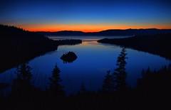 Tahoe Glow (hbp_pix) Tags: california morning sunset lake sunrise canon dawn evening bay dusk nevada tahoe vista emerald hdr tahoma 40d hbppix platinumheartaward artofimages bestcapturesaoi doublyniceshot tripleniceshot artistoftheyearlevel3