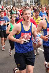 Virgin London Marathon 2010 (42run) Tags: lm10 37564 42run