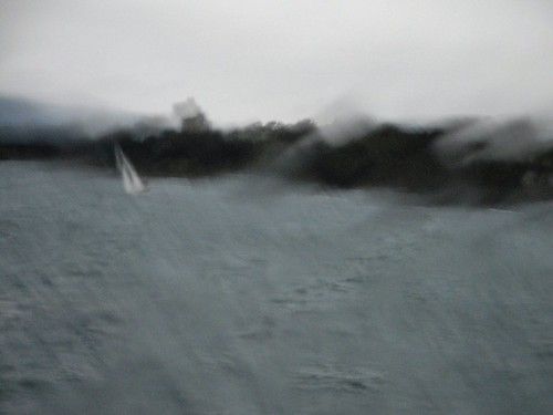canada storm abstract window rain sailboat bc path britishcolumbia victoria shore dallasroad juandefucastrait cloverpoint