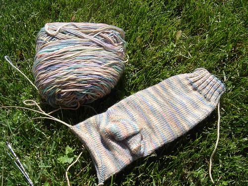 Spring Sock