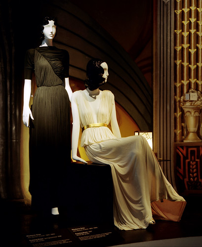 Madame Grès spring/summer 1938 silk Evening Dress
