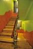 Still more stairs to go up! (antwerpenR) Tags: barcelona travel spain gaudi espagne casamila lapedrera 5photosaday tokinaatx116prodxaf1116mmf28