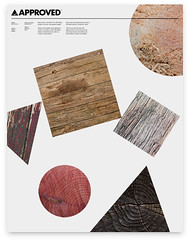 Approved Poster (Network Osaka) Tags: wood geometric collage poster design graphic geometry shapes photographic announcement osaka approved blocks network cuts