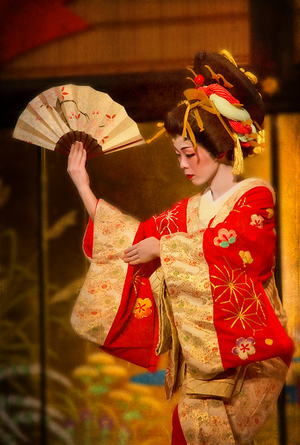 「Edo Wonderland」The Alluring Oiran