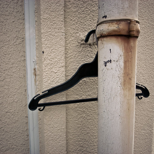 Just a Pole Hanger