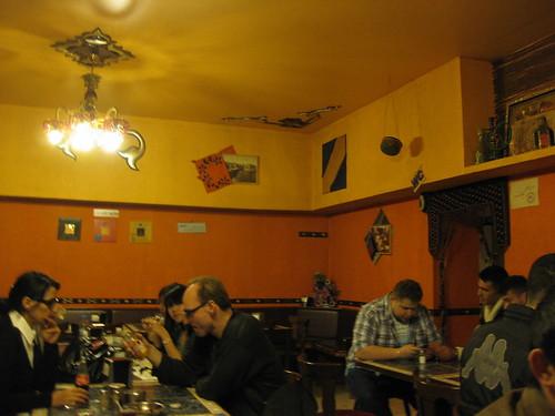 Craving for Food in Germany: Kebab Kubideh at El-Reda