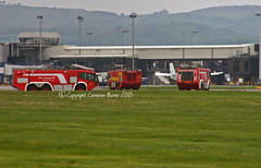 Fire 2, Fire 3 & Fire 4 (Cameron Burns) Tags: uk greatbritain plane canon airplane geotagged fire scotland airport cobra canon300d action unitedkingdom glasgow aircraft aviation aeroplane tagged gb fireengine paisley geo baa canoneos eos300d canoneos300d airliner strathclyde aerospace gla carmichael airfield firebrigade firerescue glasgowinternational fireservice glasgowairport strathclydefirerescue egpf abbottsinch baafireservice carmichaelcobra baaglasgow