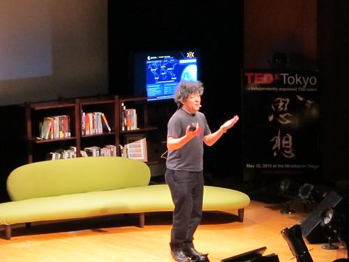 TEDxTokyo 茂木健一