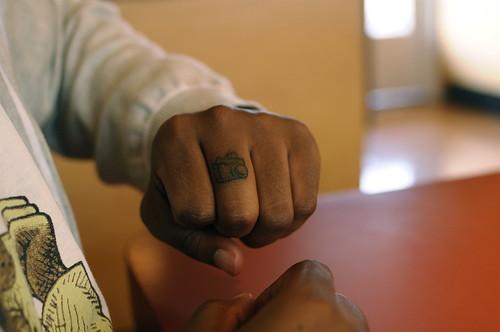 camera tattoo. Camera Tattoo. 1/100 f/2.8