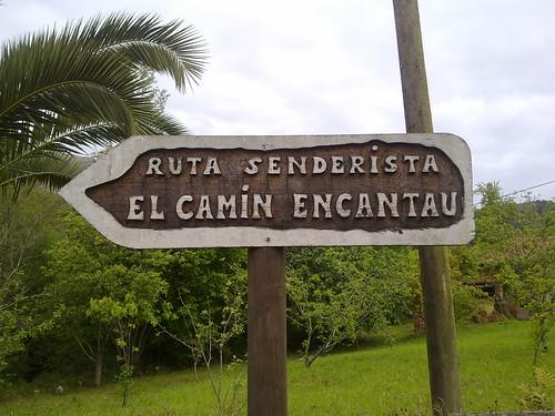 Ruta Camín Encantau