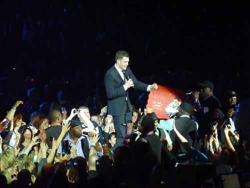 Michael Buble Concert 0510 009