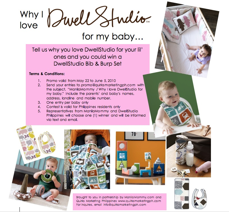 Why I Love DwellStudio for my Baby