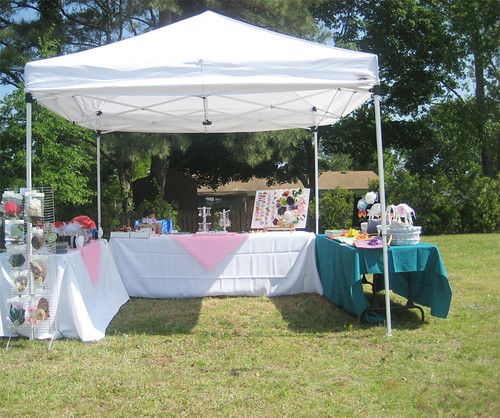 My 1st Craft Show