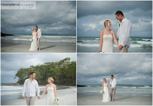 Jervis Bay Beach wedding 139