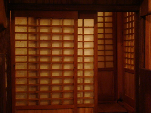 japanese dollhouse project front entrance