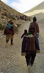 Nomads to Rongbuk (reurinkjan) Tags: 2002 nikon tibet everest nomads rongbuk tingri jomolangma drokba janreurink brogpa rongphuchu བོད། བོད་ལྗོངས།