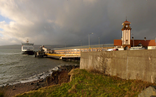Wemyss Bay 12Jan09