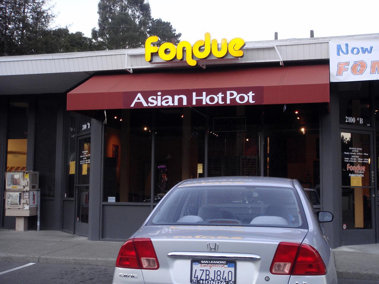 Fondue Fusion