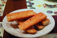 Pa amb Tomquet (su-lin) Tags: barcelona food restaurant tapas catalana cerveseria